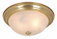 "Vaxcel Lighitng (CC25115) Saturn 15"" Flush Mount"