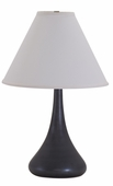 Scatchard 23 Inch Stoneware Table Lamp by House of Troy
