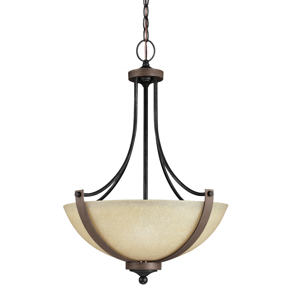 sea gull lighting sgl 6680403 corbeille three light