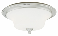 "Vaxcel Lighitng (C0011) Sonora 14"" Flush Mount"