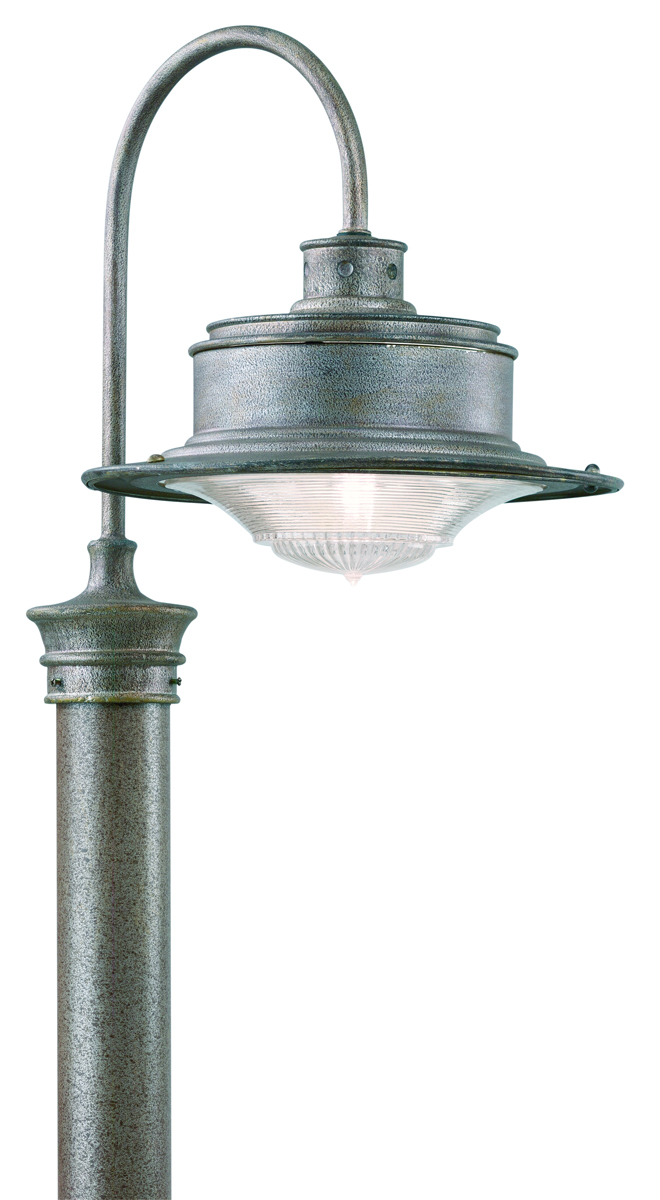 Hand forged exterior lighting home decor mrsilva troy lighting p9393 south street 1 light exterior medium post dwnlight aloadofball Image collections