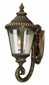 Stonebridge 1 Light Coach Lantern shown in Black Copper by Trans Globe Lighting
