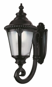 Stonebridge 19 inch Coach Lantern shown in Black by Trans Globe Lighting