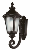Stonebridge 25 inch Coach Lantern shown in Black by Trans Globe Lighting