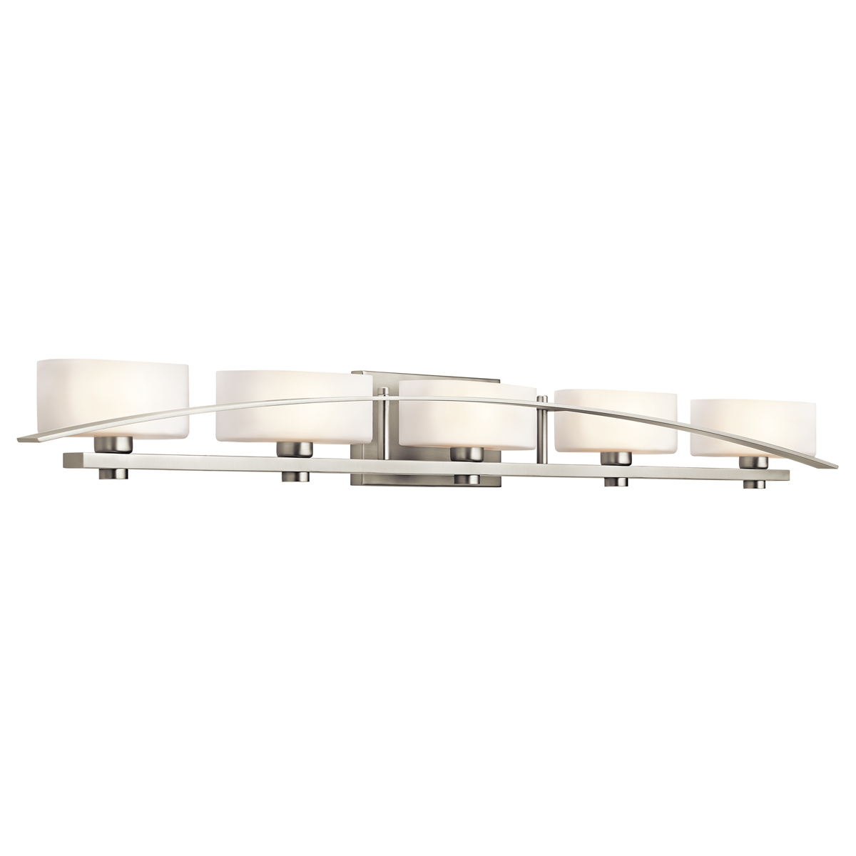 Kichler Lighting 45319ni Suspension 5 Light Bath Fixture