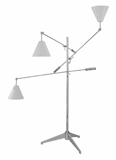 Swing Arm Floor Lamps