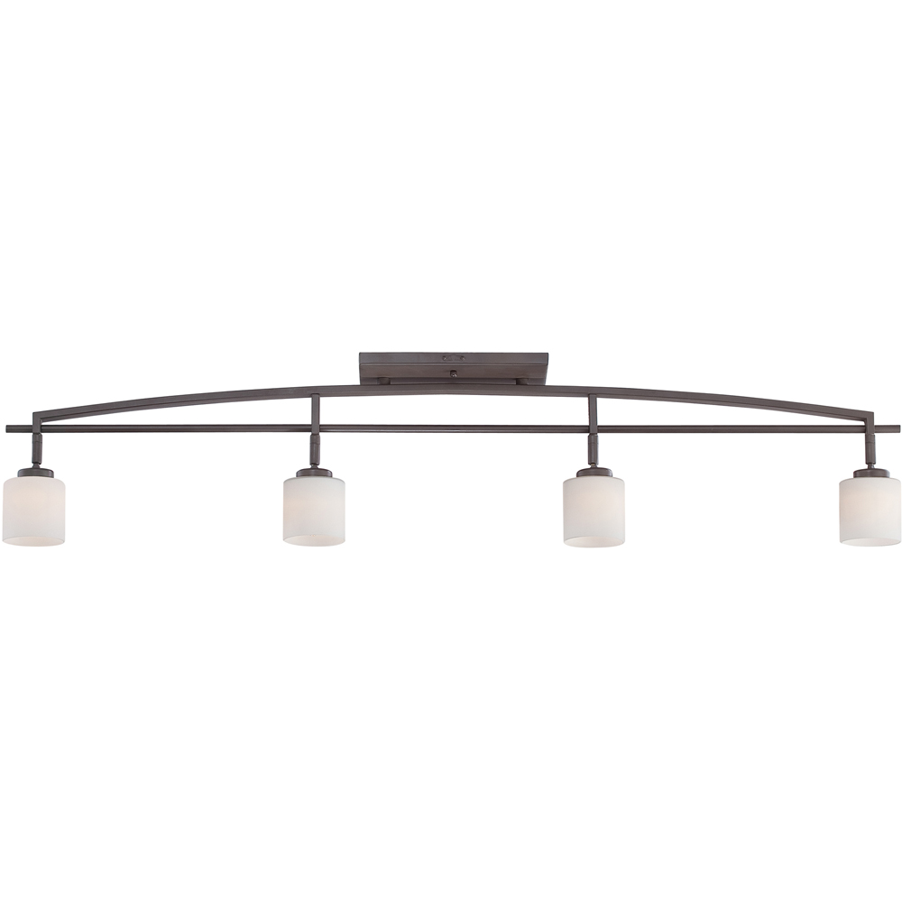 Taylor- Contemporary Style Taylor Ceiling Track Light In Western Bronze Finish From Quoizel Lighting- TY1404WT