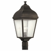 Terrace Collection Outdoor Lantern - Post from Murray Feiss Lighting -OL4007