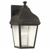 Terrace Collection Outdoor Lantern- Wall Brkt from Murray Feiss Lighting -OL4001