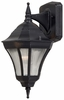 The Great Outdoors (8201-94) Segovia 1 Light Outdoor Wall Mount