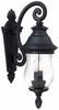 The Great Outdoors (8907-94) Newport 2 Light Outdoor Wall Mount