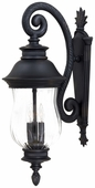 The Great Outdoors (8902-94) Newport 3 Light Outdoor Wall Mount