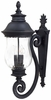 The Great Outdoors (8901-94) Newport 3 Light Outdoor Wall Mount
