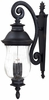 The Great Outdoors (8908-94) Newport 4 Light Outdoor Wall Mount