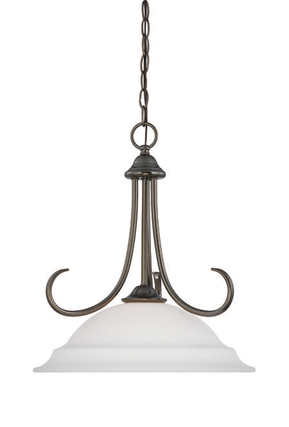 Thomas Lighting Bella 1-light Pendant in Oiled Bronze finish - SL891615