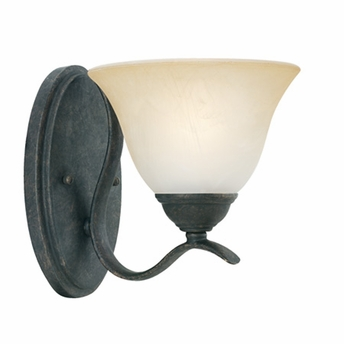 Thomas Lighting Prestige 1-light Bath in Sable Bronze finish - SL854122