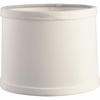 Thomasville Lighting Roxbury Collection (P8704-01) Contemporary/Soft Off White Shade shown in Off White