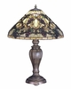 "Meyda Tiffany (52126) 22""H Jeweled Grape Table Lamp"