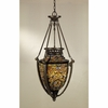Tiffany- European Style Tiffany Pendant In Malaga Finish From Quoizel Lighting- TF1721ML