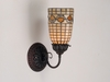 "Meyda Tiffany (74052) 5""W Tiffany Acorn Wall Sconce"