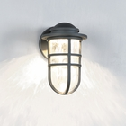 WAC Lighting (WS-W24509) Steampunk 9 Inch LED Outdoor Wall Mount