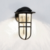 WAC Lighting (WS-W24513) Steampunk 13 Inch LED Outdoor Wall Mount