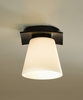 Wren 1 Light Semi-Flush With Glass Options By Hubbardton Forge Lighting