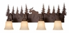 Vaxcel Lighitng (VL55604) Yellowstone 4 Light Vanity