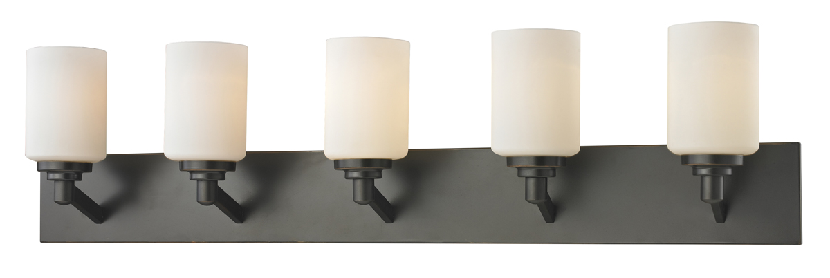 lite lighting 411 5v montego 5 light vanity fixture. Black Bedroom Furniture Sets. Home Design Ideas