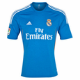 Camisola Alternativo 2013/2014 - Real Madrid