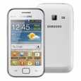 Telem�vel Samsung Galaxy Pocket Plus (Branco)