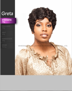 Greta - Synthetic Wig