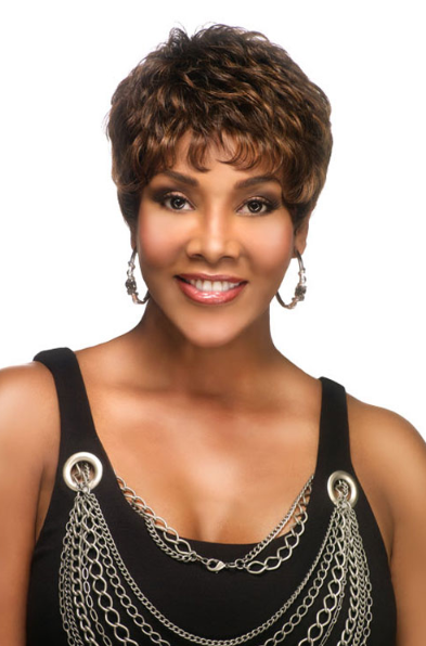 Beverly Johnson Human Hair Wig H222 Wigs By Unique