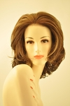 Pl Meggy - Synthetic Lace Front Wig