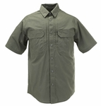 5.11 Tactical TacLite Pro Short Sleeve Shirt, Green
