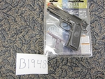 92FS Electric Airsoft Pistol - BONEYARD