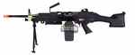 A&K M249 MKII AEG Airsoft SAW with Bipod & Box Magazine