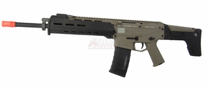 A&K Masada, MAGPUL Licensed Full Metal ACR AEG, Tan & Black Two Tone Edition