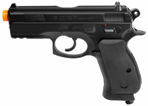 Aftermath CZ75D CO2 Blowback Airsoft Pistol