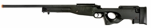 AGM L96 AWP Airsoft Sniper Rifle, Black