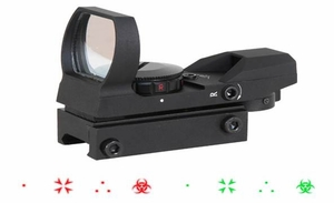 Aim Sports Red/Green Dot Sight - Special Ops Edition