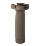 AIM Sports Vertical Foregrip, Tan