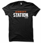 Airsoft Station Generation 2 T-Shirt, Black