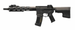 "ARES Amoeba 16"" RIS M4 Carbine Airsoft Rifle, Black"