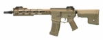 "ARES Amoeba 16"" RIS M4 Carbine Airsoft Rifle, Tan"