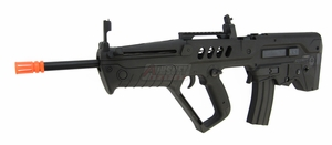 IWI Tavor TAR-21 Elite AEG Airsoft Gun EBB by Umarex USA, Black