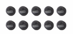 ASG Airsoft Grenade BB Rubber Stopper Plugs, Set of 10