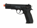 ASG CZ 75 RSS Gas Blowback Airsoft Pistol, Shell Ejecting Airsoft Gun