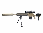 APO Ashbury ASW338LM Asymmetric Warrior Airsoft Sniper Rifle, Proline