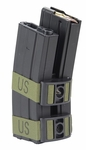 Auto-Winding 800 Round High Capacity M4 Magazine by JG